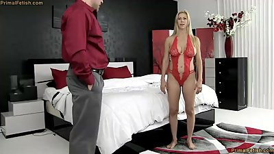 Bitchy Housewife Hypnotized into a Sex..