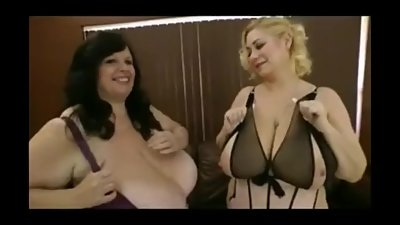 Samantha 38G & Suzie Q Big Tit Play
