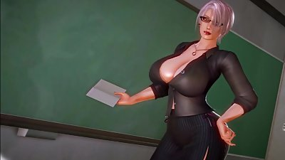 Teacher : Ivy Valentine 2 - Honey..