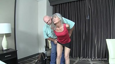 Secretary Punished TRAILER - Rope..