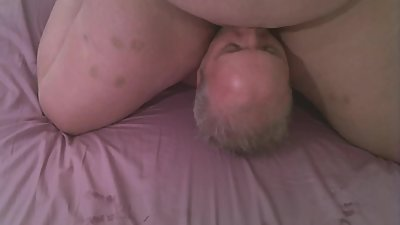 SSBBW Riding My Face - 1