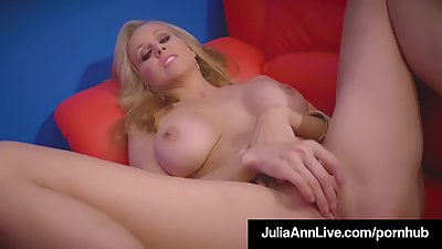 World Famous Milf Julia Ann Rides..