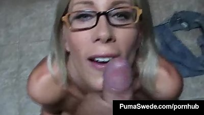 Swedish Sex Pot Puma Swede Takes A..