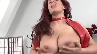 Sexy german Mature Redhead Shows Her..