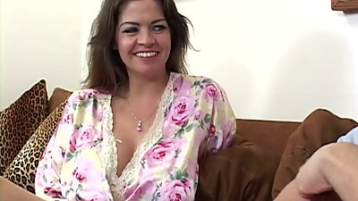 MILF June Summers Humungous Tits..