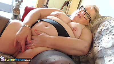 EUROPEMATURE Big beautiful woman Lexie..