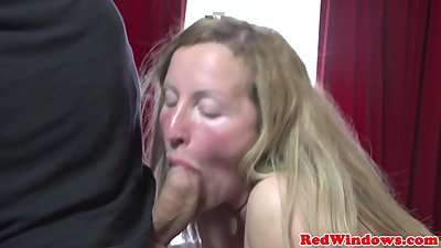 Mature amsterdam prostitute gets..