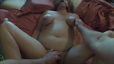 Tit play rubberbanded 1