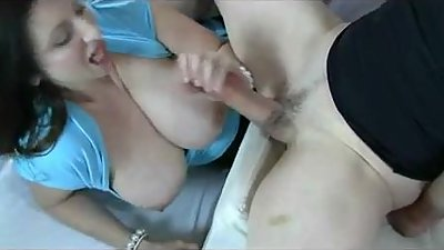 Sexy mature with big tits deepthraot