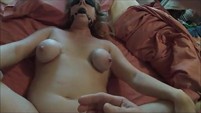 tit play rubberbanded tits 2