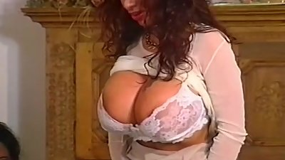 Group Anal Sex Involving Three Big Tit..
