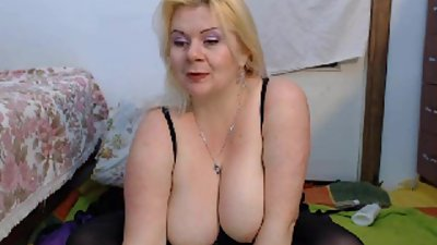 Hot Euro Big Tit Mature