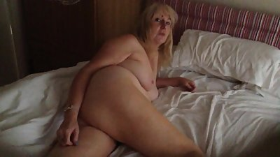 Shy british mature